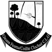 Glenfarne/Kilty GAA logo