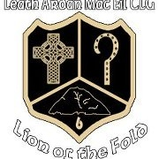 LahardaneMacHalesGAA logo