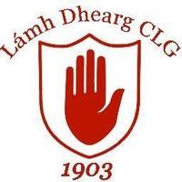 Lámh Dhearg CLG logo