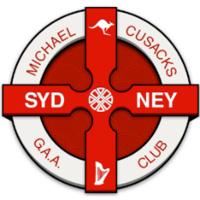 Michael Cusacks GAA logo