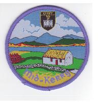 mid kerry gaa logo
