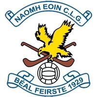 Naomh Eoin CLG logo