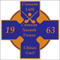 Naomh Treasa CLG logo