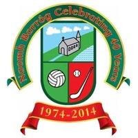 Naomh Barróg GAA logo