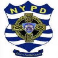NYPD Gaelic Football logo