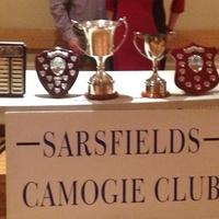 Sars Camogie Club logo