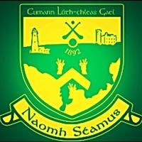 St. James' GAA logo