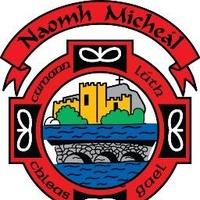 Naomh Micheál logo