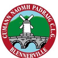 St Pats Blennerville logo