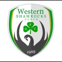Western Shamrocks logo