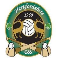 Hertfordshire GAA logo